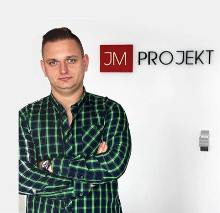 Asystent projektanta tech. Andrzej Jakuć