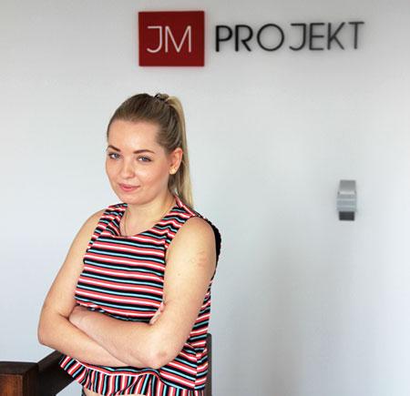 Asystent projektanta mgr inż. Magdalena Onyśko