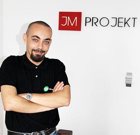 Asystent projektanta Paweł Zabłocki
