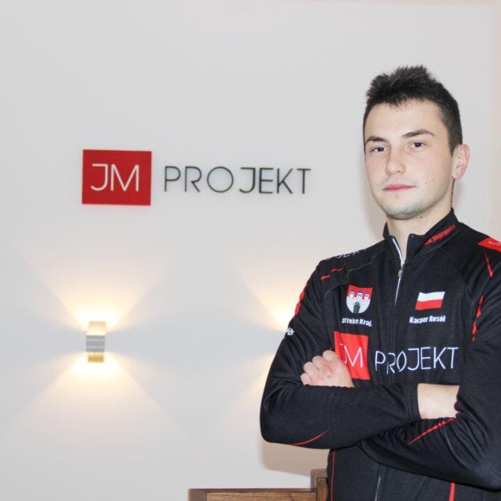 zawodnik Kacper Rosół