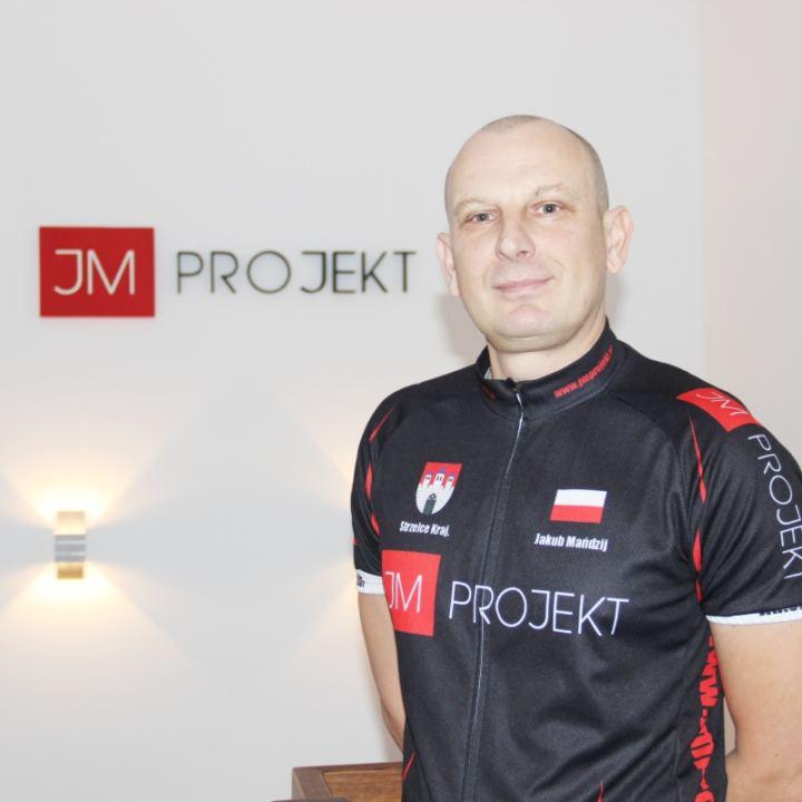 zawodnik Marek Walendzik